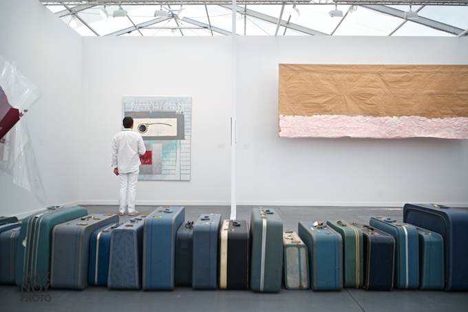 Destination ART at Frieze photo by Max Noy Photo