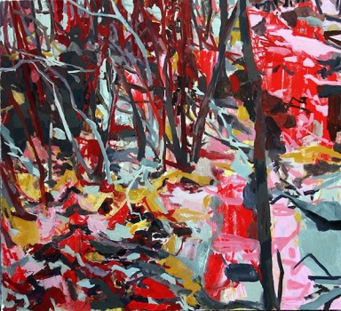 Foothold (2014) by Allison Gildersleeve