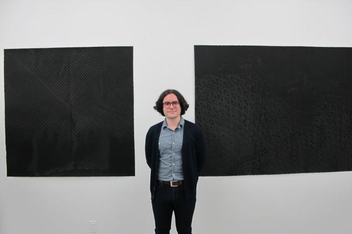 Curator and director Sam Trioli