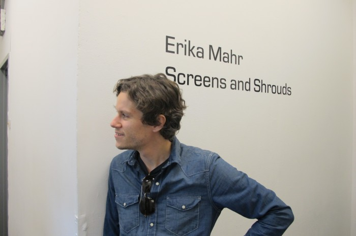Screens and Shrouds by Erika Mahr at Launch F-18