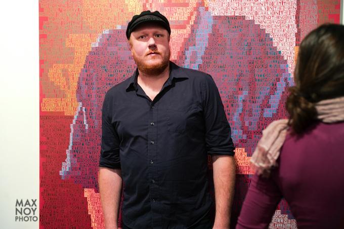 Artist Erik Den Breejen
