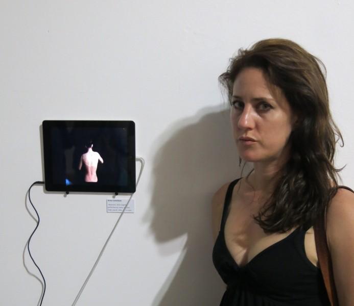 Artist Anna Lemnitzer