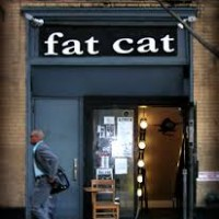 "THE JON DAVIS TRIO – ""A Tribute to the Music of Jaco Pastorius"" at Fat Cat, New York"