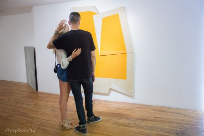 Gallery Hopping makes for a great date idea
