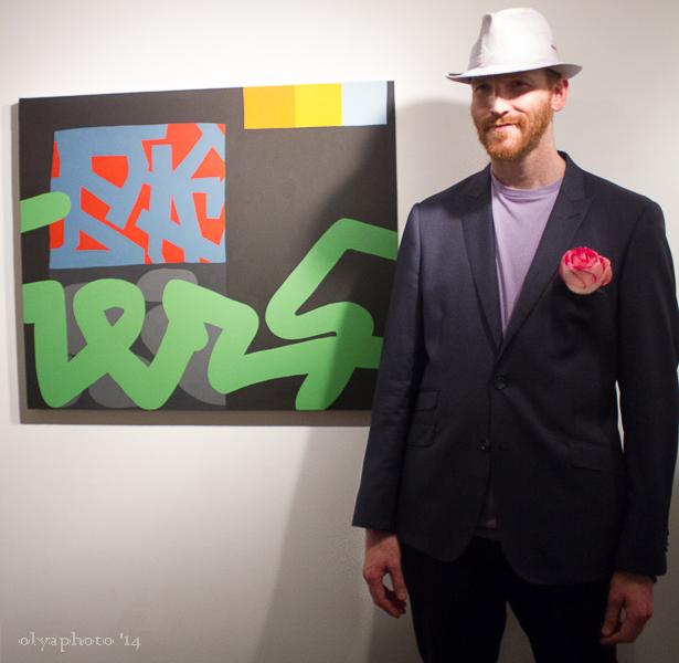 Gallery Owner Brian Morris