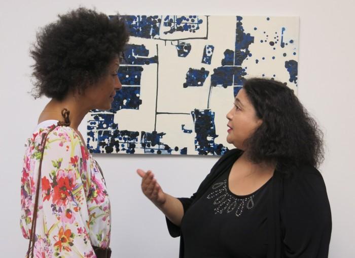 Vida Sabbaghi guest Curator Queens Museum