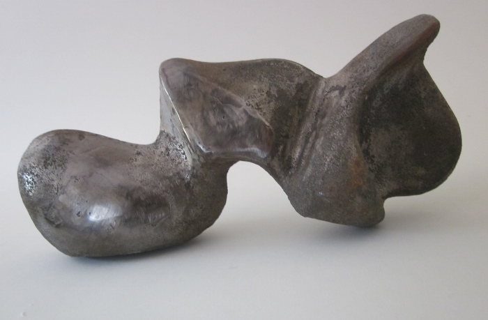 Amorphic Form 1 (Wave), Iron