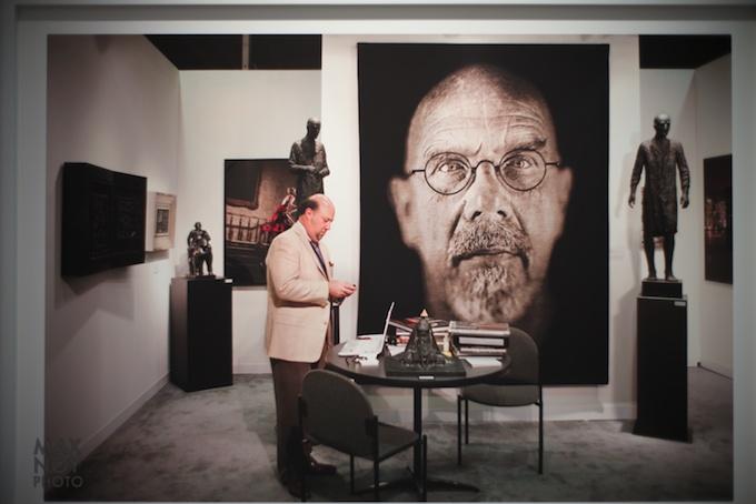 Andrea Meislin Gallery for Chelsea Art Walk 2014