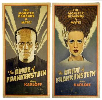 Arthur K. Miller, Bride of Frankenstein (circa 1935), 2014