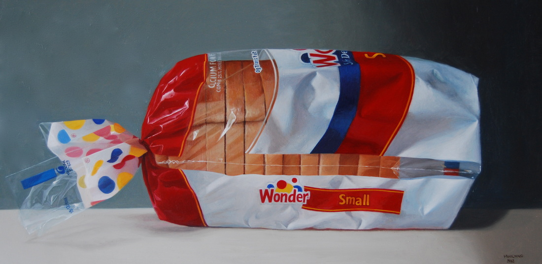 Gina Minichino, Wonder Bread, 2012