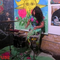 Photo Story: Closing reception for The Mural Project at Succulent Studios