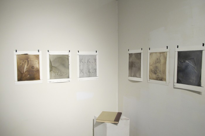 Small works on paper from Alissa Blumenthal series
