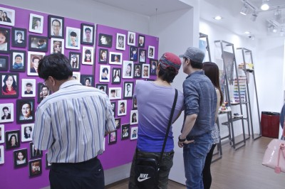 Mixing Art with the art crowd in South Korea