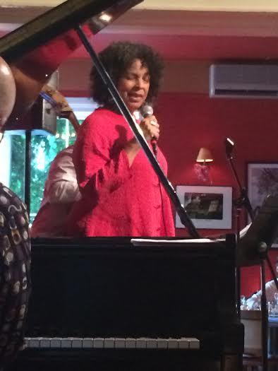 Nancy Reed - vocals