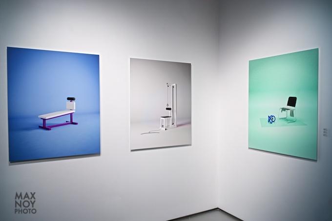A trio of work by Craig Callison