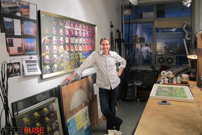 Artist Eric Starosielski