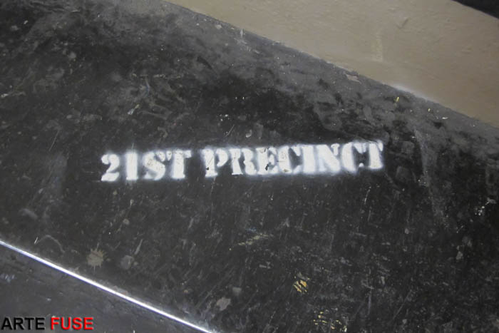 21st Precinct art show