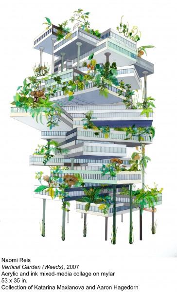 Naomi Reis – Vertical Garden