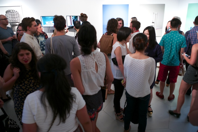 Seeing the future #In Real Life The MFA Photography Graduate Thesis Exhibition at The New School
