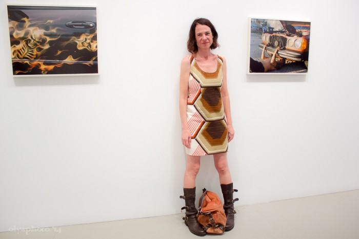 Artist Justine Kurland