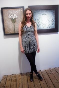 Artist Rebecca Rebouché