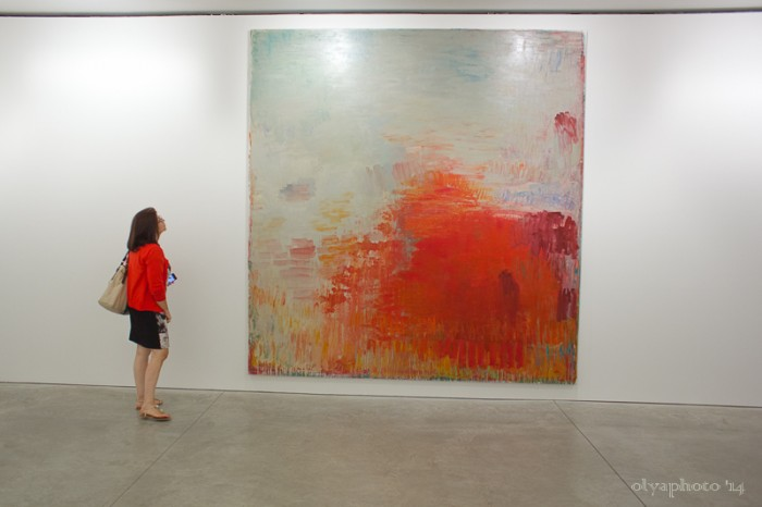 Christopher Le Brun at Friedman Benda