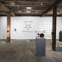 Satan Ceramics at Salon 94