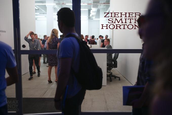 Fall 2014 Art Season Opening at Zieher Smith & Horton