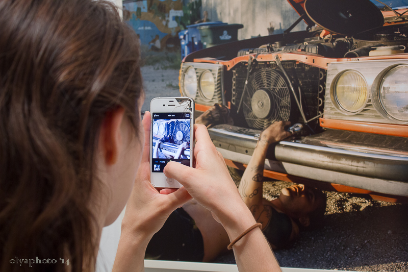 #Instagram worthy kind of art by Justine Kurland