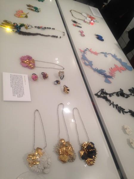 Jewelry as ART at Wear It Loud Exhibit