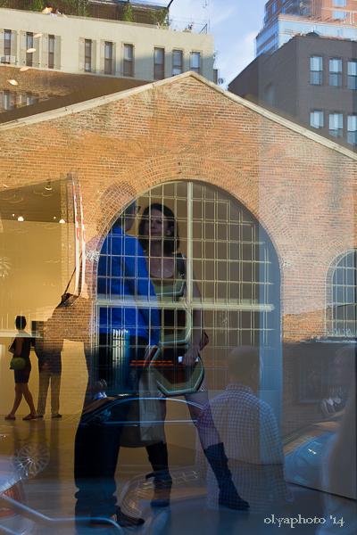 Mitchell Innes & Nash Gallery in Chelsea