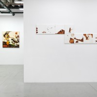 Conflicting Narratives: Series of Eternal War by Samira Abbassy at B2OA Gallery