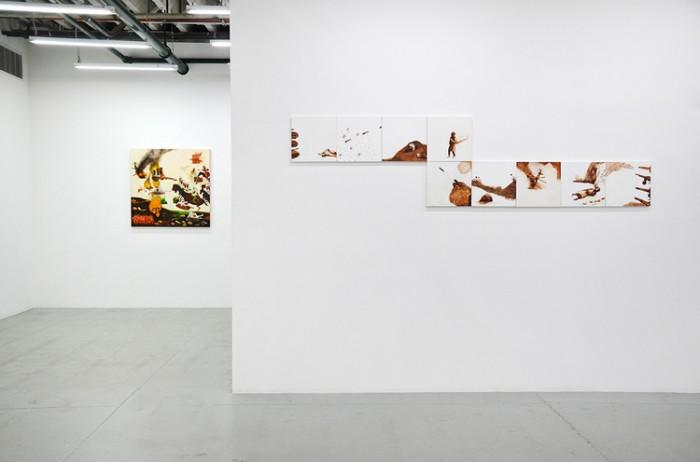 Conflicting Narratives: Series of Eternal War by Samira Abbassy at B2OA Gallery