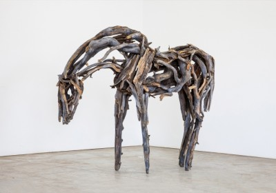 New Sculptures by Deborah Butterfield at Danese / Corey