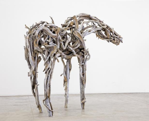 New Sculptures by Deborah Butterfield at Danese / Corey