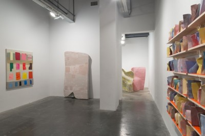 Ezra Johnson: It's Under the Thingy at Freight & Volume gallery