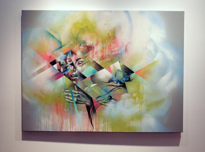 A work by Hueman