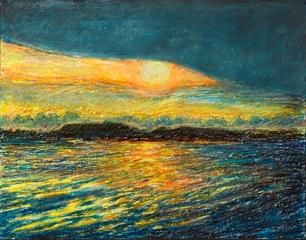 Accabonac Sunset