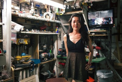 Amy Li and her unique art space in Chinatown