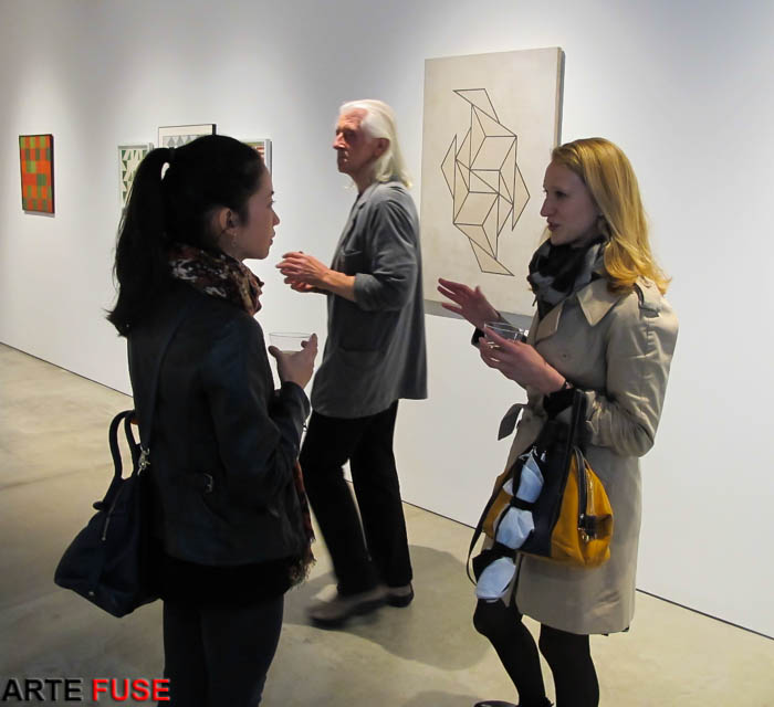 Discussions abound on Art Night