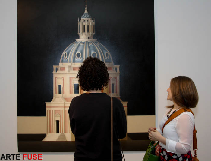 Duomo Arigato for such great ART at FLOWERS Gallery