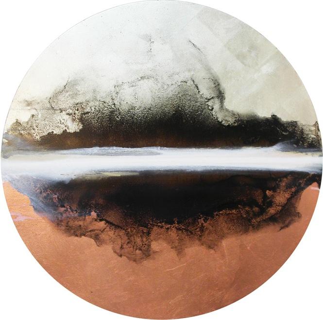 Karen Fitzgerald, Idir Eathara III, 2012