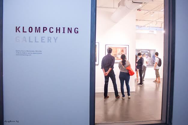 Klompching Gallery at 111 Front Street