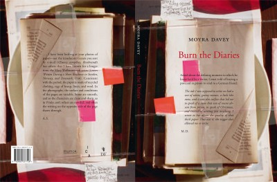 Moyra Davey Burn the Diaries
