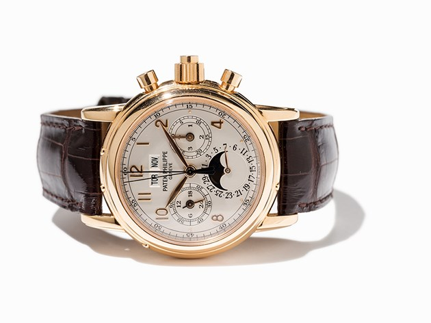 Patek Philippe Split Second Chronograph Venduto per 160 000 euro