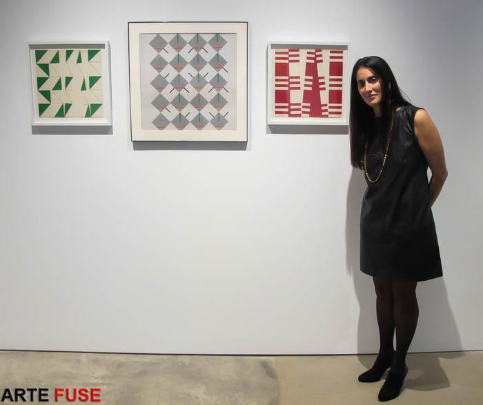Show curator Dr. Aliza Edelman