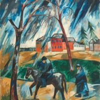 In Other Worlds: The Art of the Russian Avant Garde, 1910 – 1930 at Gallery Shchukin