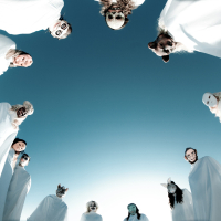 Cult of Moby, Innocents in the California State of Mind
