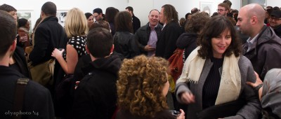Wall to wall attendees at HASTED KRAEUTLER