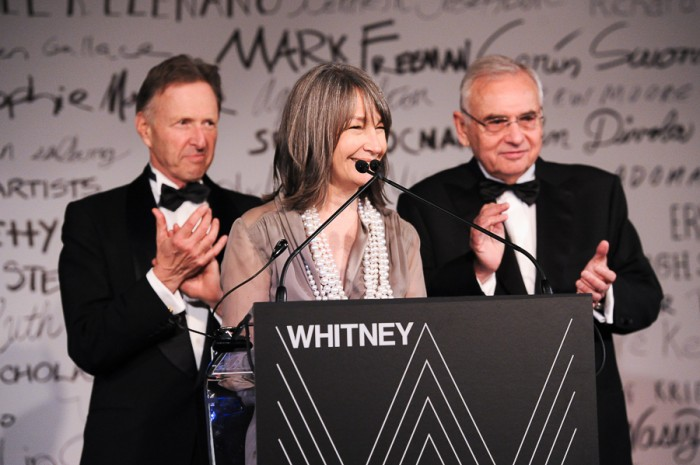 Welcome to the Last WHITNEY Gala Dinner - BFA (photo credit - Billy Farrell)